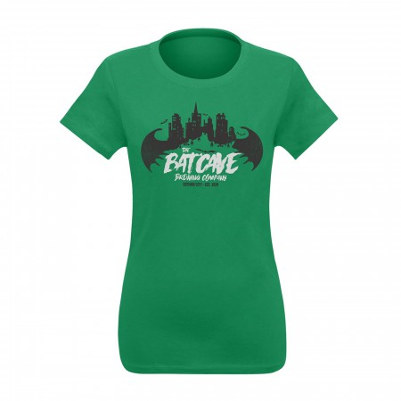 The Batcave Brewing Company Women's T-Shirt