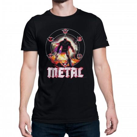 Batman Dark Nights Metal #1 Men's T-Shirt