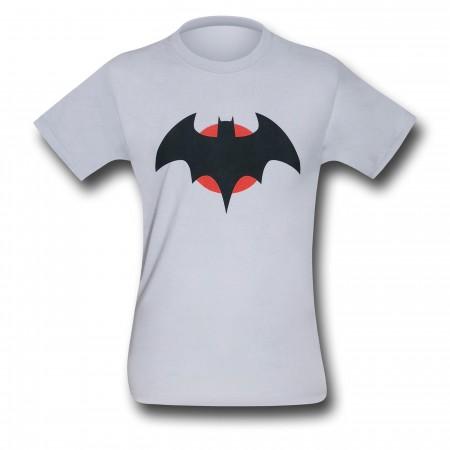 Flashpoint Batman Thomas Wayne Symbol T-Shirt