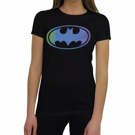 Batman Gradient Symbol Women's T-Shirt