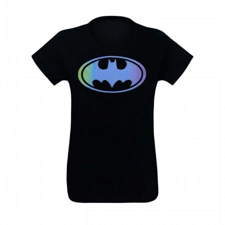 Batman Gradient Symbol Women's T-Shirt