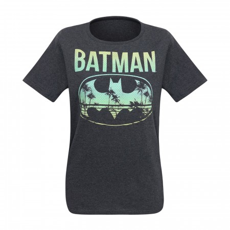 Batman Hollywood Logo Women's T-Shirt