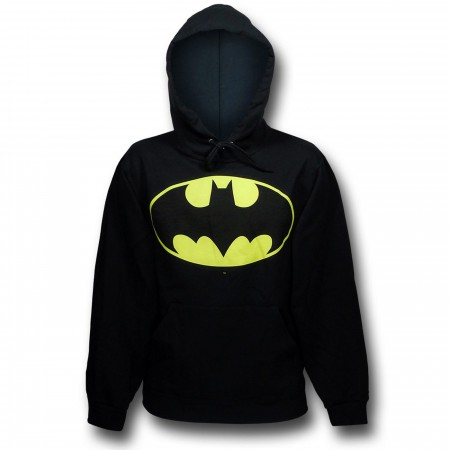 Batman Logo Men's Hoodie