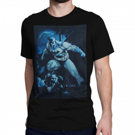 Batman Hush by Jim Lee Men's T-Shirt