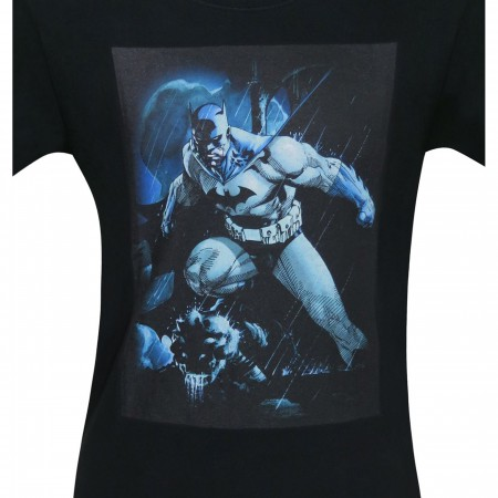 Batman Hush by Jim Lee Men's T-Shirt