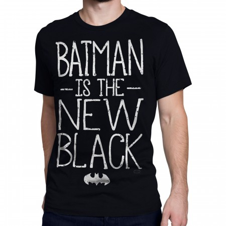 Batman Is the New Black Men's T-Shirt
