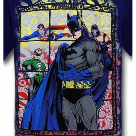 Batman JLA vs. Bane Kids T-Shirt