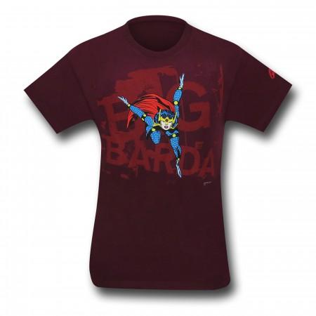 Big Barda by Jack Kirby T-Shirt