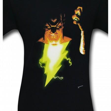 Black Adam FOE T-Shirt by Alex Ross