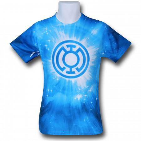 Blue Lantern Blue Energy Sublimated T-Shirt