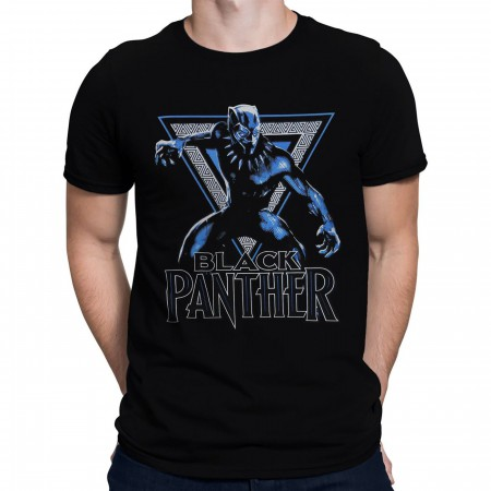 Black Panther Movie T'Challa Men's T-Shirt
