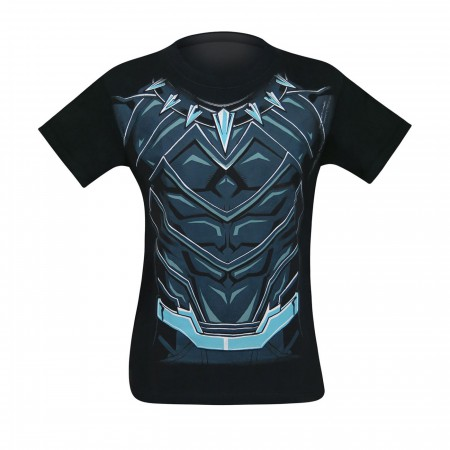 Black Panther Suit-Up Men's Costume T-Shirt