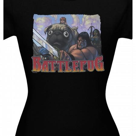 BattlePug Framed Women's T-Shirt