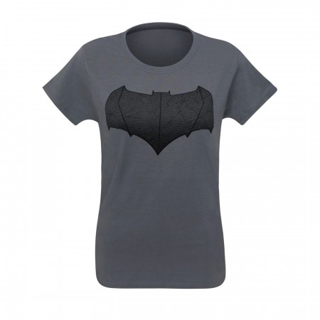 Batman Vs Superman Batman Symbol Women's T-Shirt