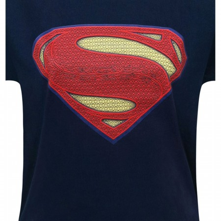 BVS Women's Superman Symbol T-Shirt