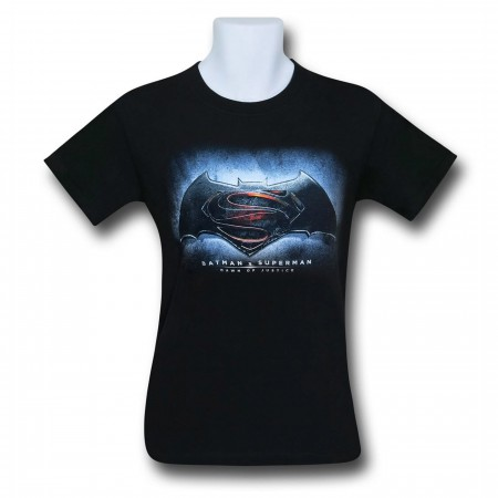 Batman Vs Superman Symbol T-Shirt