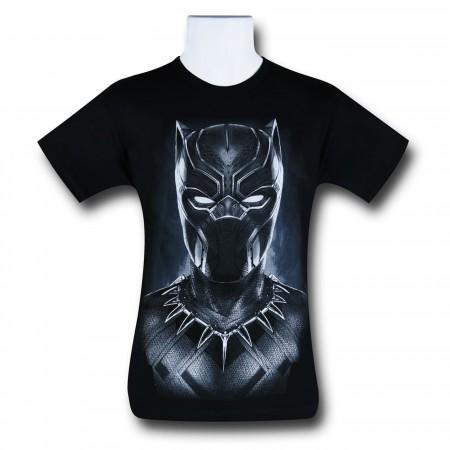 Captain America Civil War Black Panther Shot T-Shirt