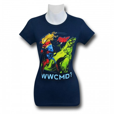 Captain Marvel WWCMD Women's T-Shirt