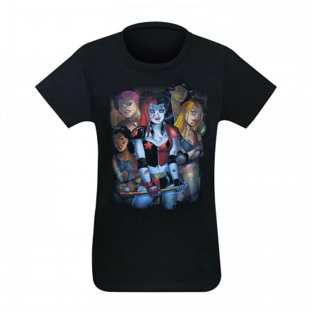 DC Bad Girls Women's T-Shirt