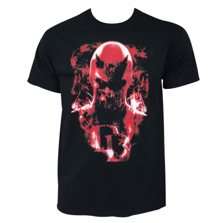 Daredevil Hell Fire Men's T-Shirt