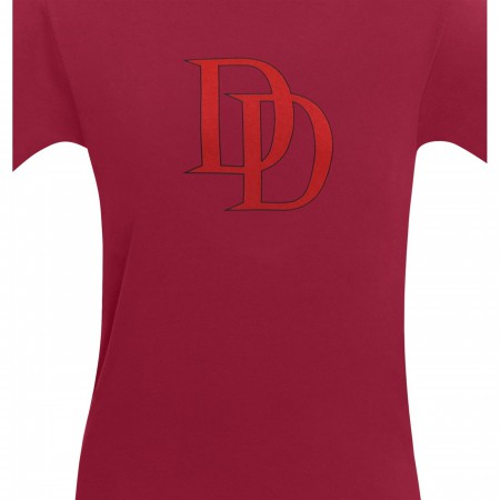 Daredevil Red Logo 30 Single T-Shirt