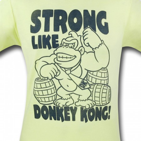 Donkey Kong Strong T-Shirt