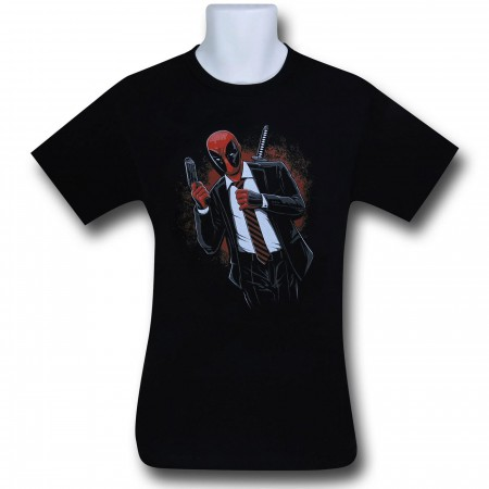 Deadpool Class Assassin 30 Single T-Shirt