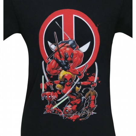 Deadpool Corps Men's T-Shirt