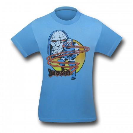 Darkseid Omega Beam Effect T-Shirt