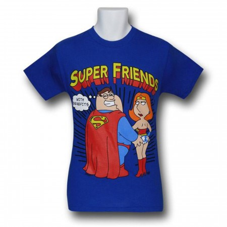 Family Guy Superfriends w/Benefits T-Shirt
