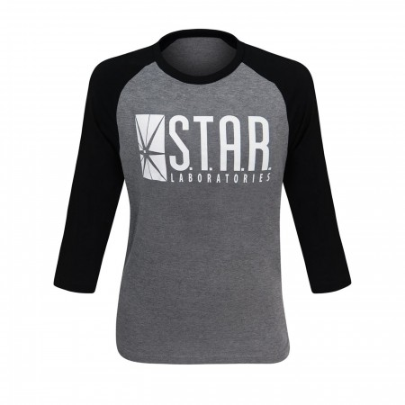 Flash Star Labs Men's Baseball T-Shirt