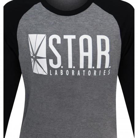 Flash Star Labs Men's Baseball T-Shirt