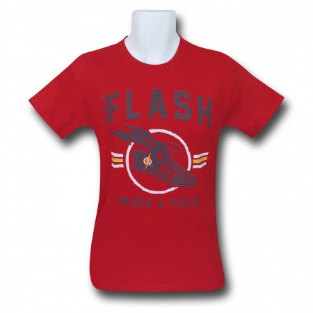 Flash Track & Field Day Men's T-Shirt