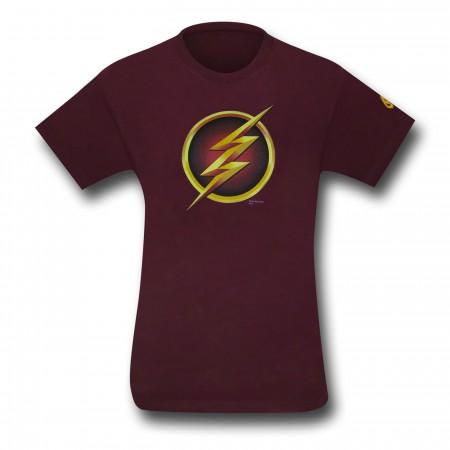 Flash TV Show Symbol T-Shirt