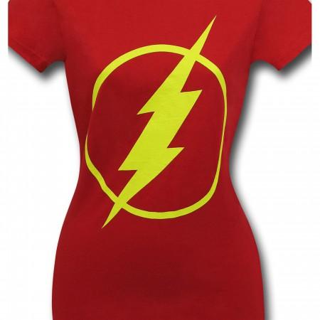 Flash TV Symbol Women's T-Shirt