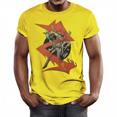 Flash Metamorphisis Men's T-Shirt