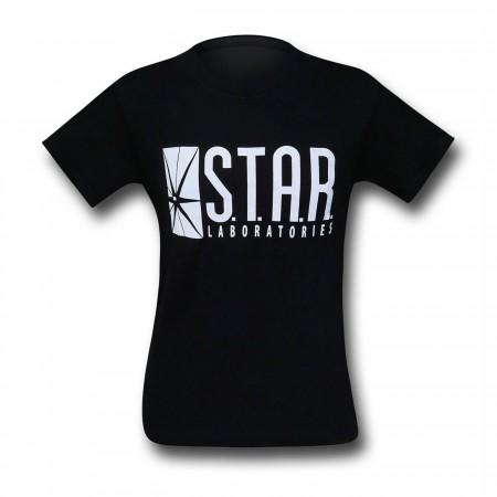 Flash Star Labs Kids T-Shirt