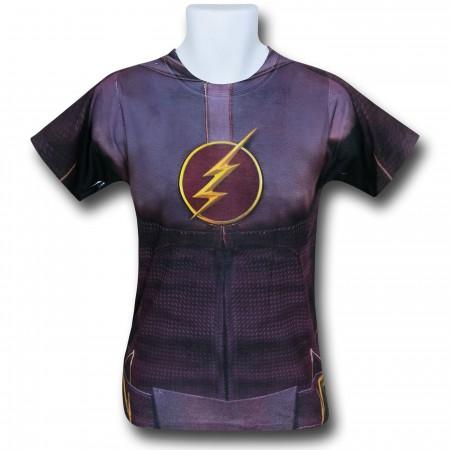 Flash TV Sublimated Costume T-Shirt