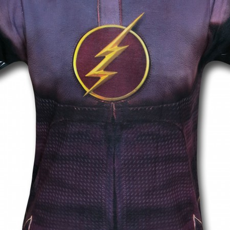 Flash TV Sublimated Costume T-Shirt