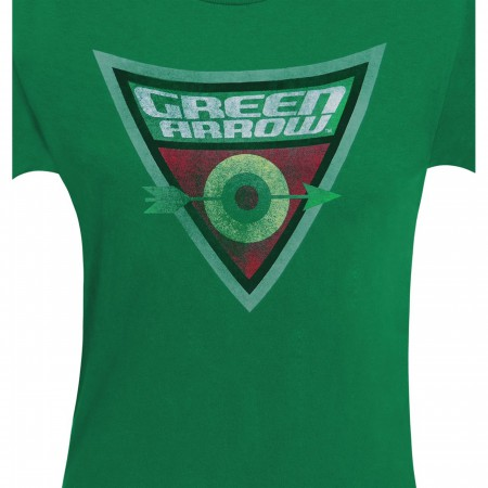 Green Arrow Brave & Bold Symbol T-Shirt
