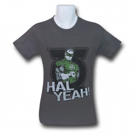 Green Lantern Hal Yeah! Men's T-Shirt