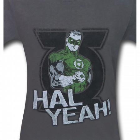 Green Lantern Hal Yeah! Men's T-Shirt