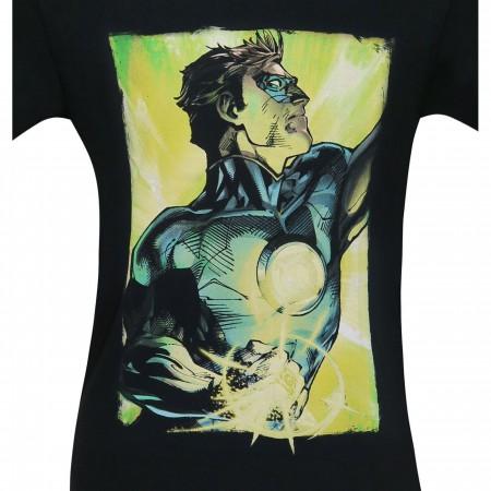 Green Lantern Power Up Men's T-Shirt
