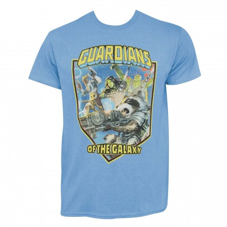 Guardian of the Galaxy Fate of the Universe Men's T-Shirt