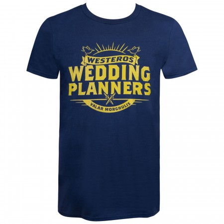 Westeros Wedding Planners Men's T-Shirt