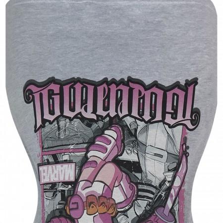 Gwenpool Cute Ambigram Women's T-Shirt