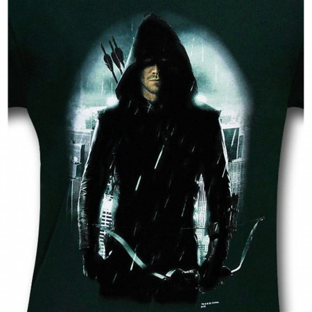 Arrow Live Action Standing T-Shirt