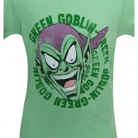 Green Goblin Laughing Men's T-Shirt