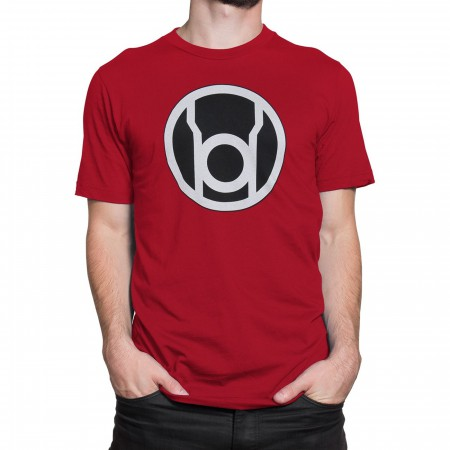 Green Lantern Red Lantern Symbol T-Shirt