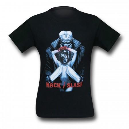 Hack Slash Hands T-Shirt